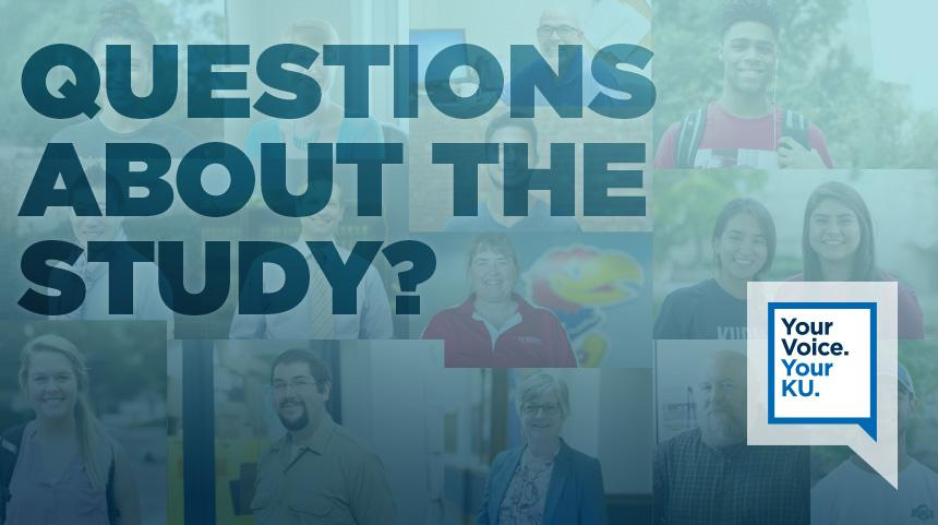 Questions about the study?